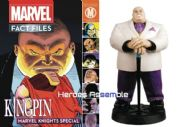 Marvel Fact Files Kingpin Special With Figurine Eaglemoss